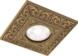 FEDE - emporio square collection - Spot De Plafond Encastr�
