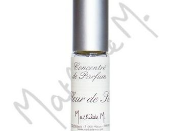 Mathilde M - concentré de parfum mini spray - fleur de sel - 5 - Essences Parfumées