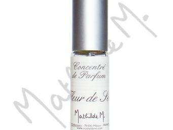Mathilde M - concentré de parfum mini spray - fleur de sel - 5 - Essences Parfumées
