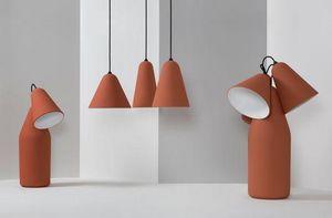 PCM DESIGN - terracotta - Lampe À Poser