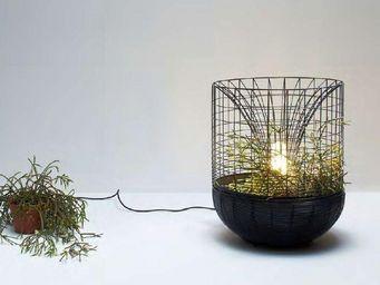 Forestier -  - Lampe De Jardin