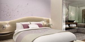 SOPHIE JACQMIN -  - R�alisation D'architecte D'int�rieur Chambre � Coucher