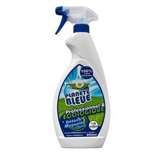 PLANÊTE BLEUE - spray détachant écologique moquettes et tissus - Nettoyant Moquette