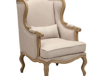 Interior's - fauteuil césarine - Bergère À Oreilles