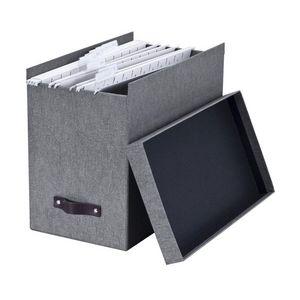 Bigso Box Of Sweden - trieur johan gris clair - Trieur À Courrier