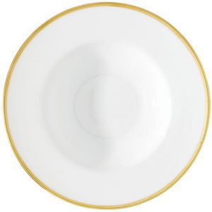 Raynaud - fontainebleau or - Assiette Creuse