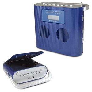 METRONIC -  - Radio Cd Portable