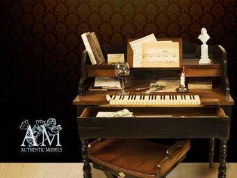 Authentic Models -  - Bureau Cabinet