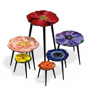 BAZARTHERAPY -  - Table D'appoint