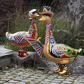 Tom's Company -  - Sculpture Animalière