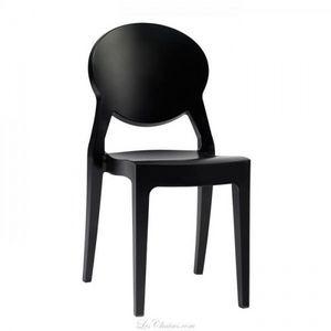 Mathi Design - chaise design poly - Chaise Médaillon