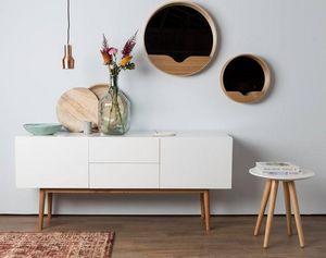 ZUIVER - meuble tv helsinki - Buffet Bas