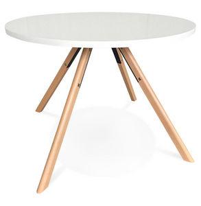Alterego-Design - soukoup - Table De Repas Ronde
