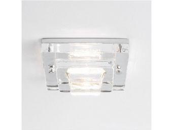ASTRO LIGHTING - spot encastrable frascati carré - Spot De Plafond Encastré