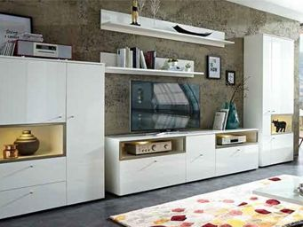 Atylia - armoire design - Armoire À Portes Battantes