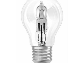 Osram - 2 ampoules halogène eco standard e27 2700k 30w = 4 - Ampoule Halogène