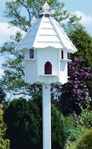 Jardins Divers - rochester - Maison D'oiseau