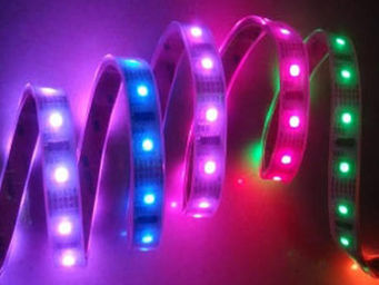 LUMIVEN - band - ruban led rgb | luminaire à led lumiven des - Guirlande Lumineuse