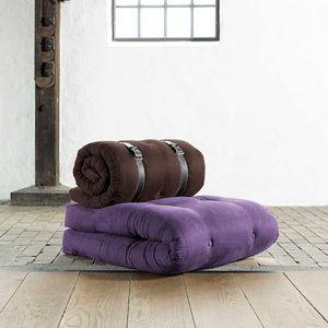 KARUP - fauteuil - Fauteuil Et Pouf