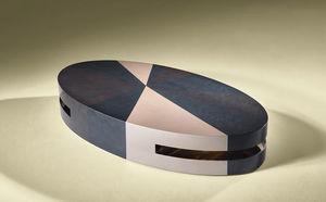 LUISA PEIXOTO DESIGN -  - Table Basse Ovale