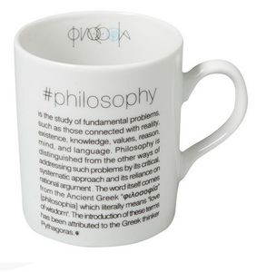 SOPHIA - philosophy - Mug