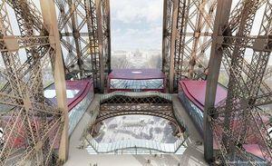 GLASSOLUTIONS France - lite floor - Ascenseur Privatif