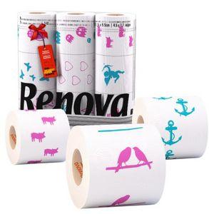 Renova -  - Papier Toilette Décoratif