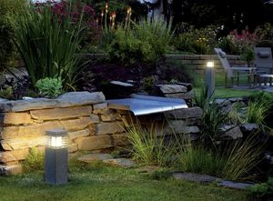 Intalite - bollard light - Borne D'extérieur