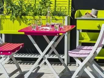 City Green -  - Chaise De Jardin Pliante