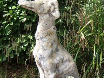 TERRES D'ALBINE - medor - Sculpture Animalière