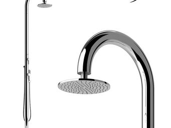 INOXSTYLE - sole 60 mmt beauty - Douche D'ext�rieur