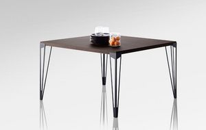 LOSSERAND SIGNATURE - caulis - Table De Repas Carrée