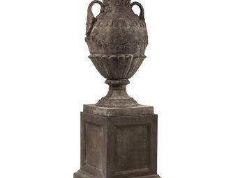 Kare - vase mayfair xxl marron - Urne De Jardin