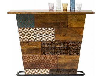 Kare Design - bar soleil - Meuble Bar