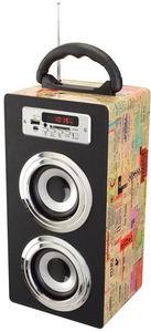 La Chaise Longue - radio haut parleur usb urban life - Radio