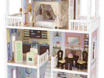 KidKraft - maison de poupées savannah - Maison De Poupée