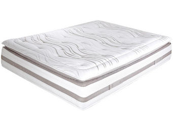 CROWN BEDDING - matelas langford 160x200 ressorts crown bedding - Matelas À Ressorts