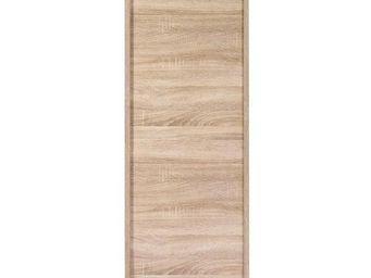 WHITE LABEL - classeur à rideaux bois - curtain n°9 - l 38 x l 3 - Armoire À Rideaux