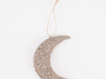 MY LITTLE DAY - lune scintillante - Décoration De Sapin De Noël