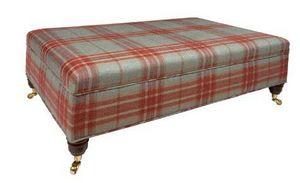 Clock House Furniture - tyninghame stool._ - Footstool