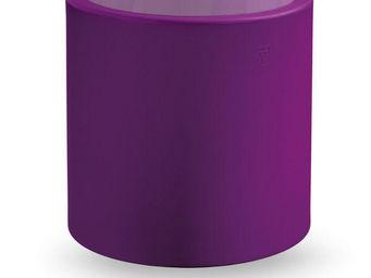 Lyxo by Veca - tavolino cilindro - Table Basse De Jardin