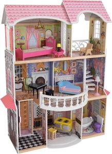 KidKraft - manoir pour poupées magnolia - Maison De Poupée