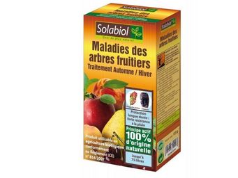 SOLABIOL - maladies des arbres fruitiers solabiol - 125gr - Fongicide Insecticide