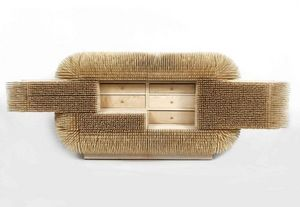SEBASTIAN ERRAZURIZ STUDIO - magistral chest - Commode
