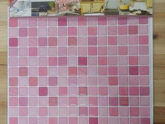 BEAUSTILE - mosaic coraline - Mosaique Adhésive
