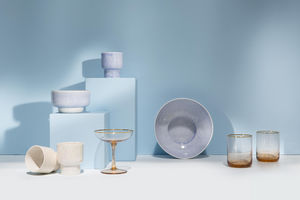 &klevering - sai bowl large blue - Assiette Calotte