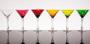 Cristallerie de Montbronn -  - Verre À Cocktail