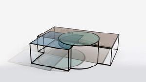 NADA DEBS -  - Table Basse Forme Originale