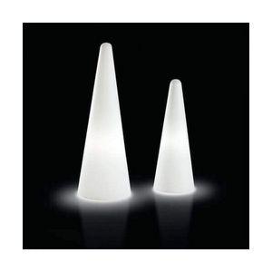 SLIDE - cone lumineux d'extérieur slide - Lampadaire