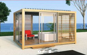Extaze Outdoor - outsun - Pavillon D'été